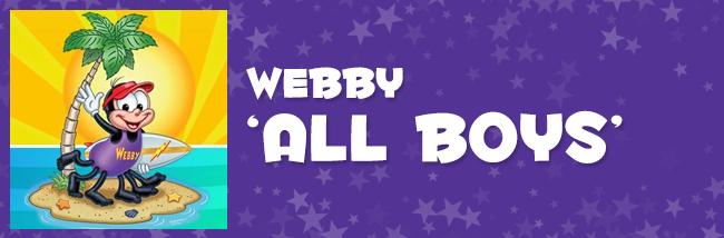 Webby 'All Boys'