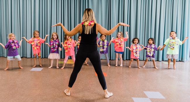 Webby Dance Company Classes