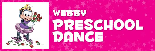 Webby Preschool Dance