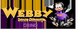 Webby Dance Company Chino Logo
